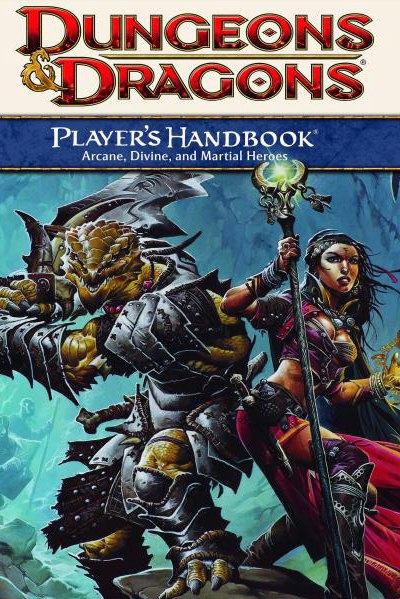 d&d playable races players handbook